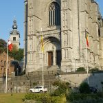 sainte waudru-mons-monument